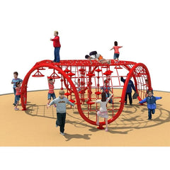 UltraNet II | Commercial Playground Equipment