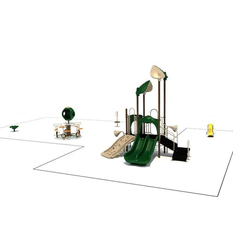 Apache X - Commercial Playground Equipment