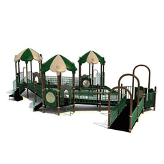 MX-31632 | Ages 2-5 | Commercial Playground Equipment