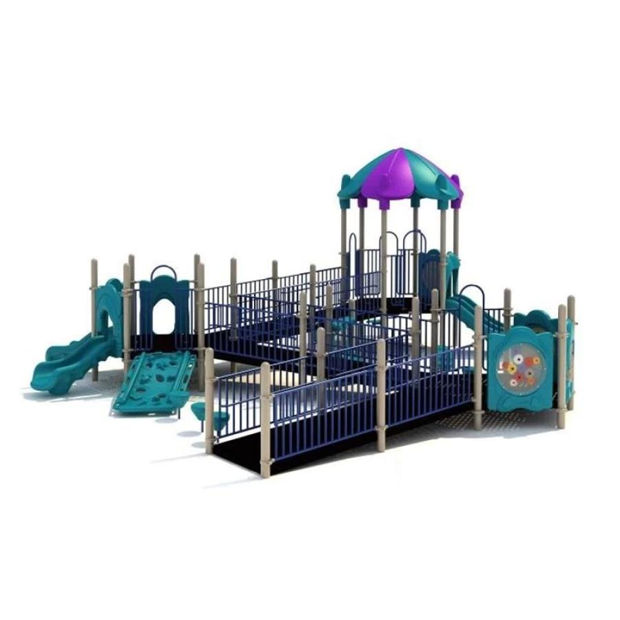 MX-31633 | Ages 2-5 | Commercial Playground Equipment