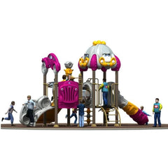 PD-C064 | Race Car Themed Playground