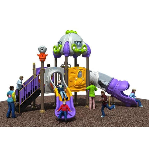 PD-C065 | Race Car Themed Playground