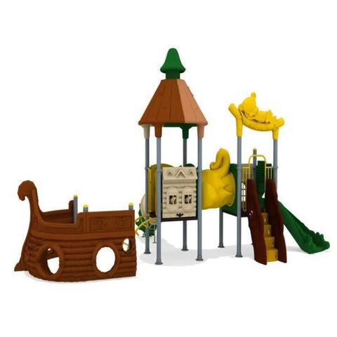 PD-HD003 | Commercial Playground Equipment