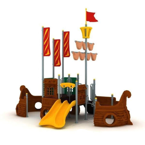 PD-HD009 | Commercial Playground Equipment