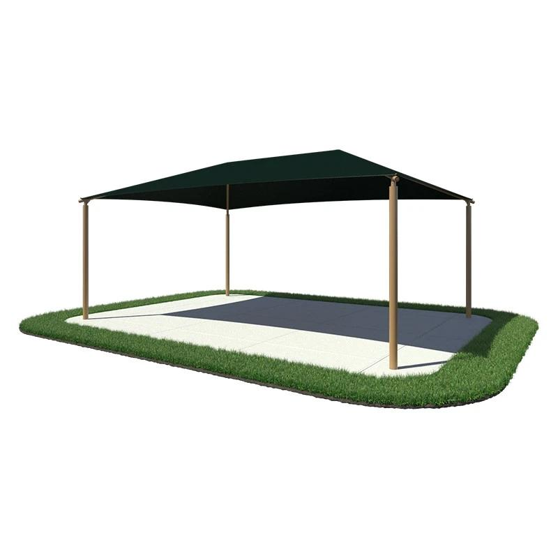 20'x38' Rectangle Shade
