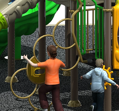 Cleveland Forest | Commercial Playground Equipment