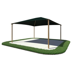 10'x10' Square Shade