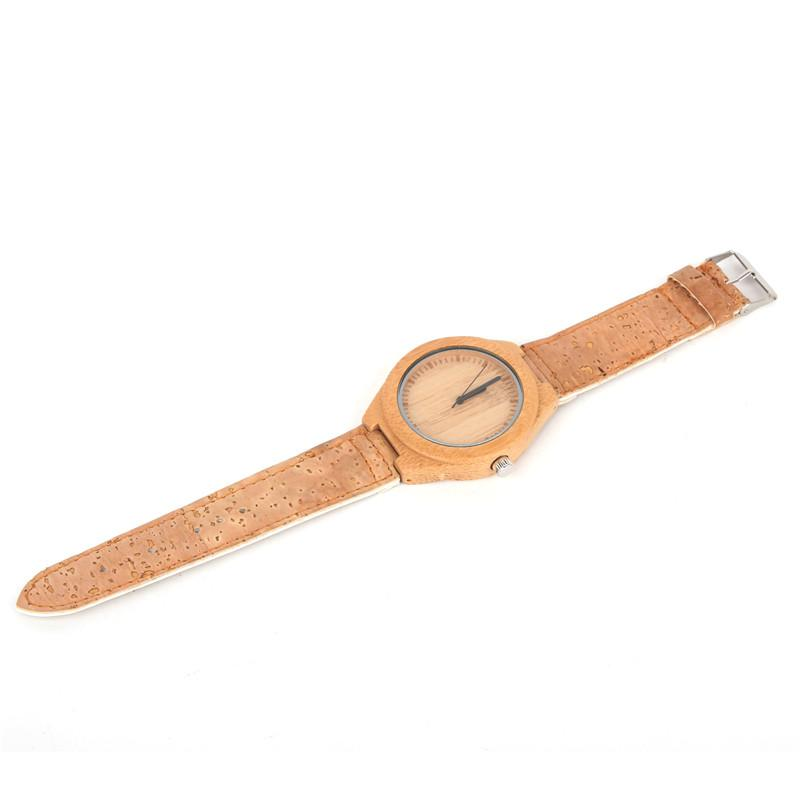 Montre Bamboo | Corky Box