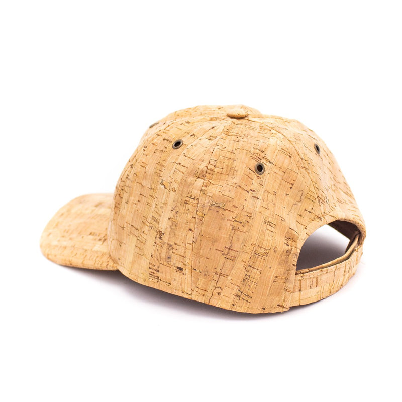 Cork hat natural summer men cork Baseball cap L-017-B