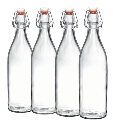 Bottles with Tight Lids