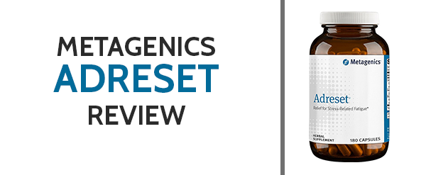Metagenics Adreset Review