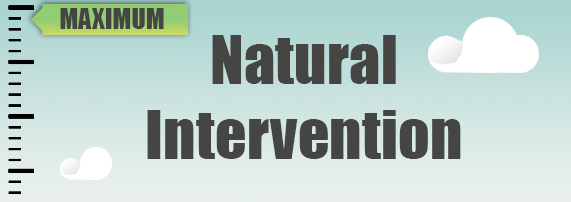 Maximum Natural Intervention