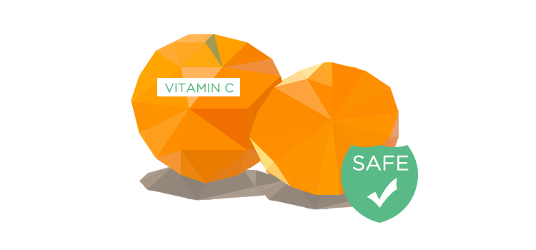 Vitamin C is Safe