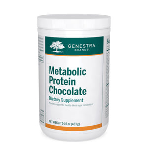 Metabolic Protein Default Category Genestra Chocolate 14.9 oz