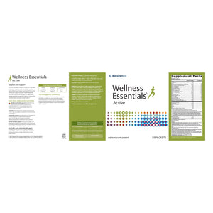 Wellness Essentials Active - 30 Packets Default Category Metagenics