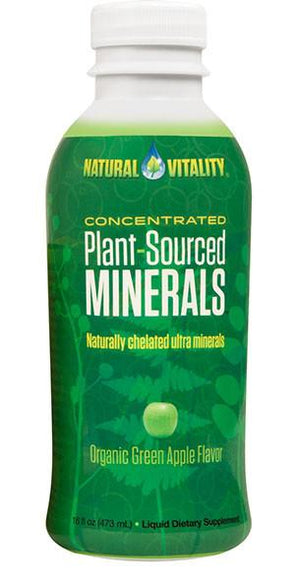 Plant Sourced Minerals Default Category Natural Vitality 16 OZ