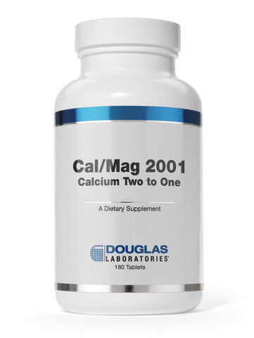 Cal/Mag 2001 - 180 Tablets