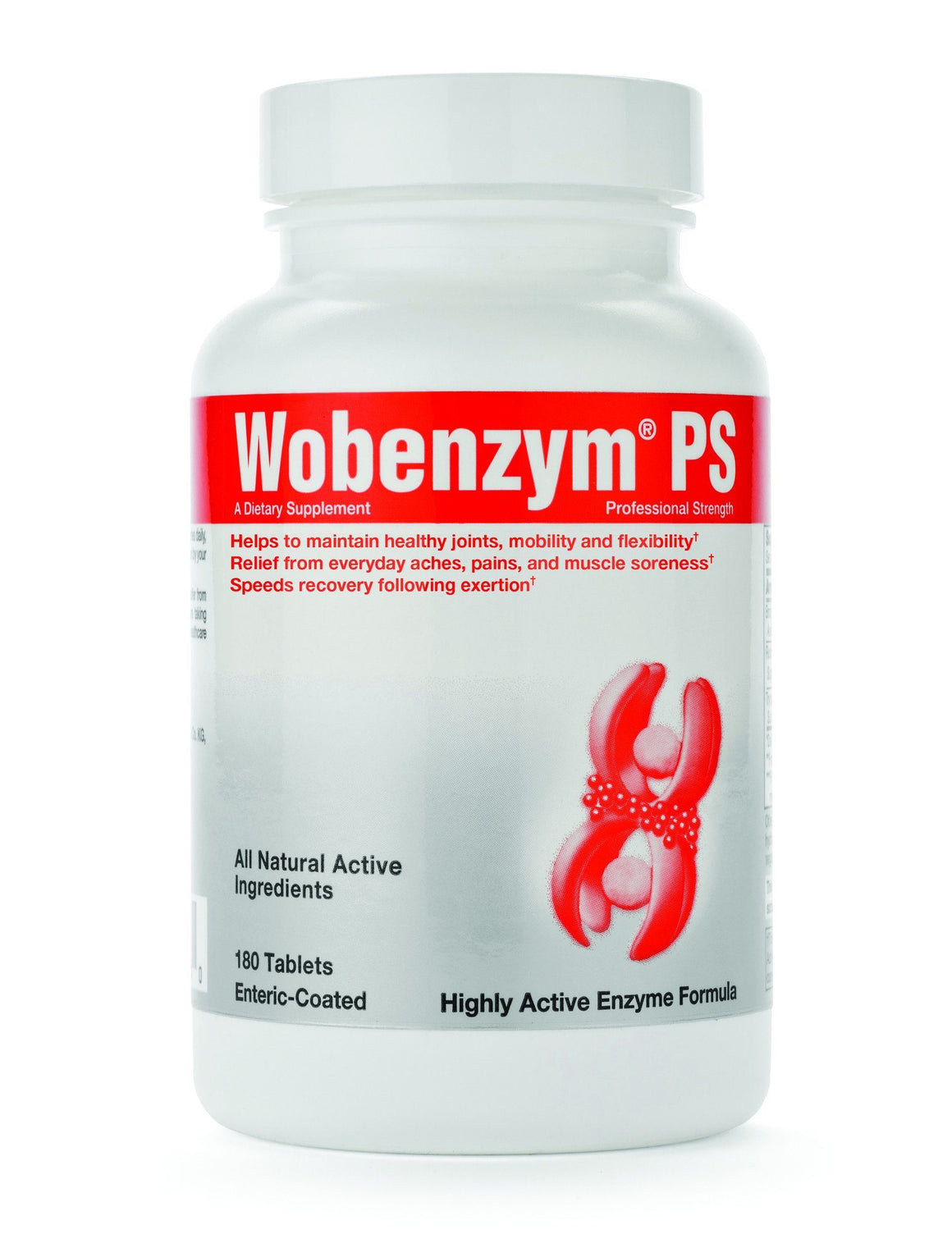 Wobenzym® PS - 180 Tablets