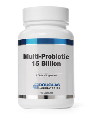 Multi-Probiotic ® 15 Billion - 60 Capsules