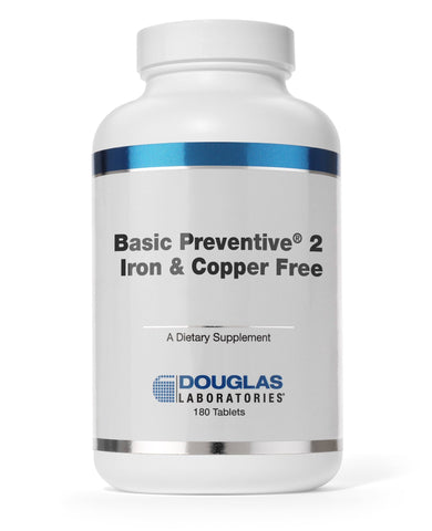 Basic Preventive® 2 - Iron & Copper Free