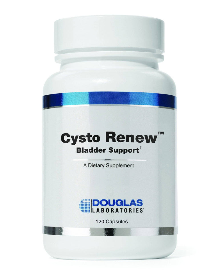 Cysto Renew® Bladder Support - 120 Capsules