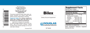 Bilex - 90 Tablets Default Category Douglas Labs