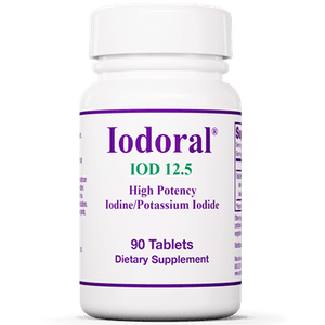 Iodoral® 12.5 mg Default Category Optimox 90 tablets