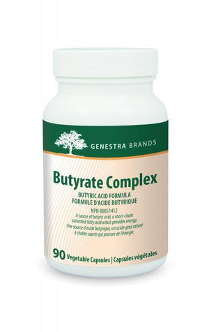 Butyrate Complex - 90 Capsules Default Category Genestra
