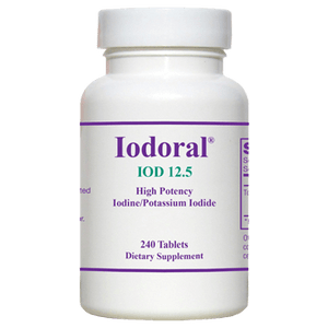 Iodoral® 12.5 mg Default Category Optimox 240 tablets