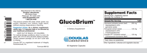 GlucoBrium™ - 60 Capsules Default Category Douglas Labs