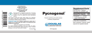 Pycnogenol® (25 mg) Default Category Douglas Labs