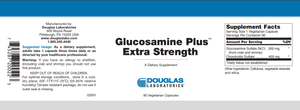 Glucosamine Plus™ Extra Strength - 90 Capsules