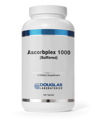 Ascorbplex® 1000 (Buffered) - 180 Tablets