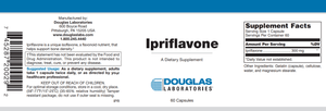 Ipriflavone - 60 Capsules Default Category Douglas Labs