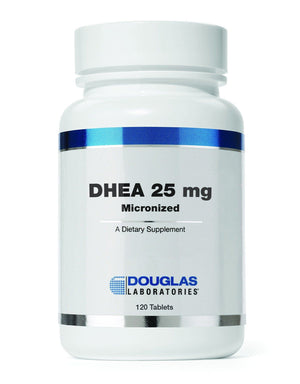 DHEA (25 mg.) Sublingual Default Category Douglas Labs