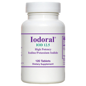 Iodoral® 12.5 mg Default Category Optimox