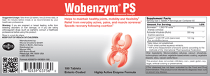 Wobenzym® PS Default Category Douglas Labs