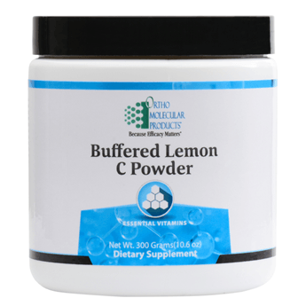 Buffered Lemon C-Powder - 50 Servings