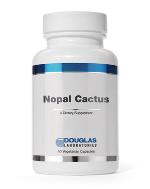 Nopal Cactus - 60 Capsules Default Category Douglas Labs
