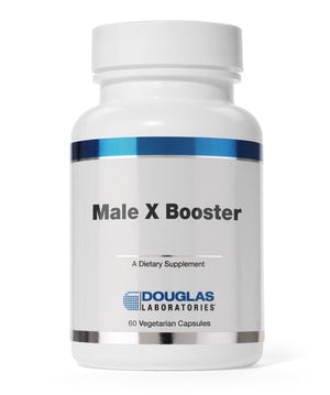 Male X BOOSTER - 60 Capsules Default Category Douglas Labs