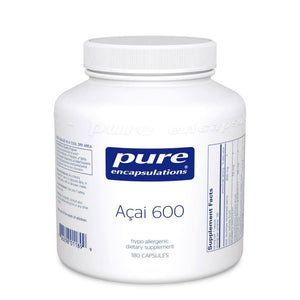 Açai 600 - 180 capsules Default Category Pure Encapsulations