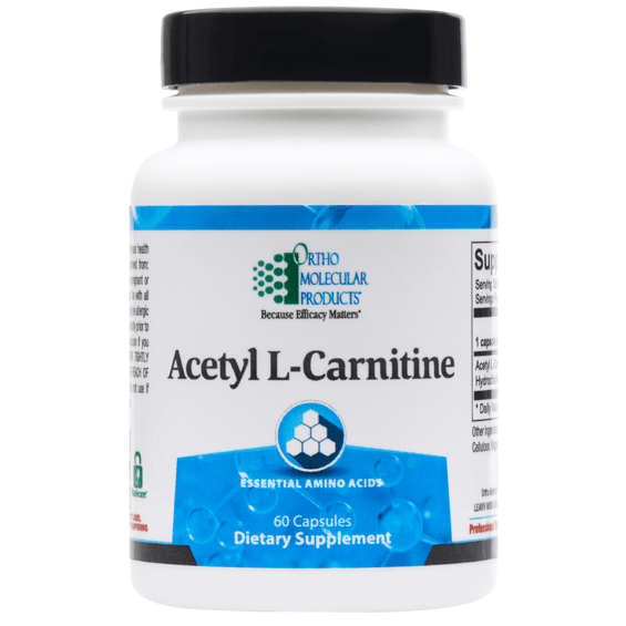 Acetyl L-Carnitine - 60 Capsules