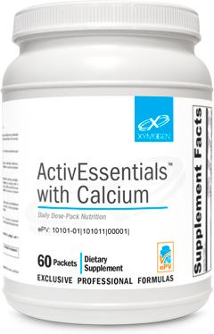 ActivEssentials with Calcium - 60 Packets