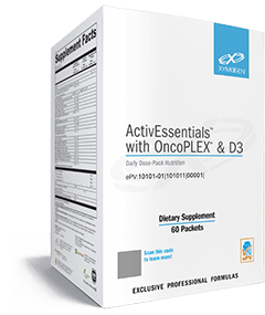 ActivEssentials with OncoPLEX & D3 - 60 Packets