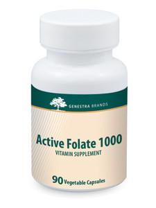 Active Folate 1000 - 90 Capsules