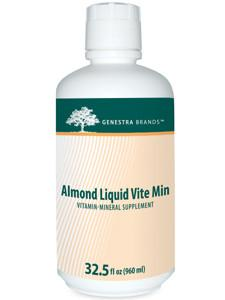 Almond Liquid Vite Min - 32.5oz