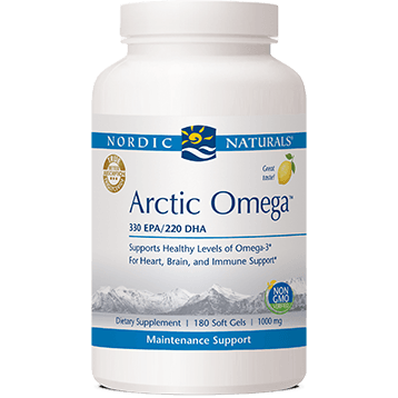 Arctic Omega - 180 softgels