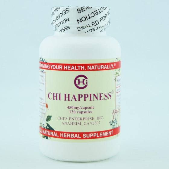Chi Happiness - 120 capsules