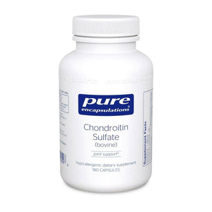 Chondroitin Sulfate (bovine) - 180 capsules Default Category Pure Encapsulations