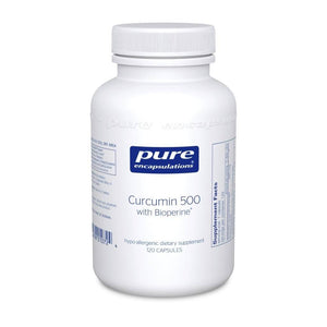 Curcumin 500 with Bioperine Default Category Pure Encapsulations